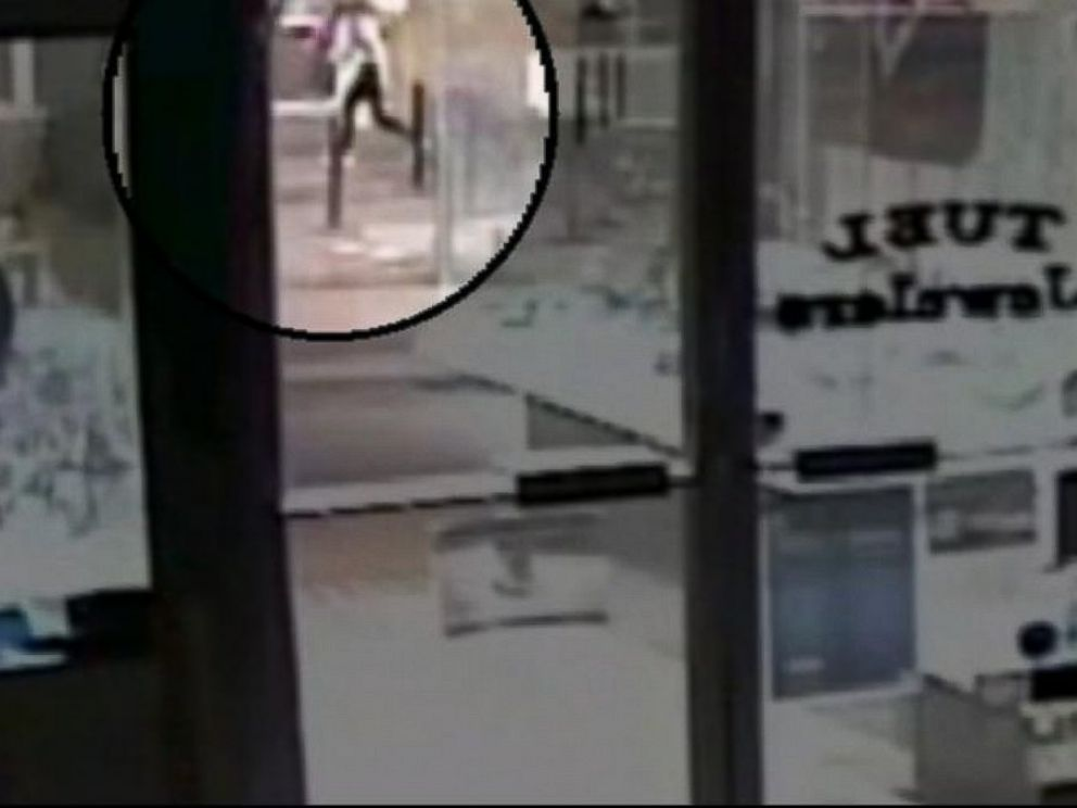 PHOTO: Hannah Graham is pictured in surveillance video footage from several Charlottesville stores