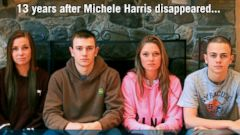 PHOTO: Cal Harriss teenage children are again asking for the public's help for new information in the disappearance of their mother, Michele Harris.