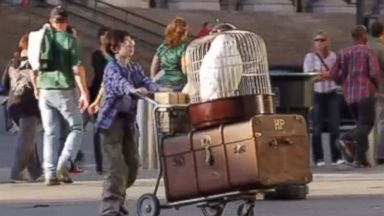 "PHOTO: A video posted on Youtube titled, ""Harry Potter In Real Life - Movies In Real Life"" has been viewed over 2 million times."