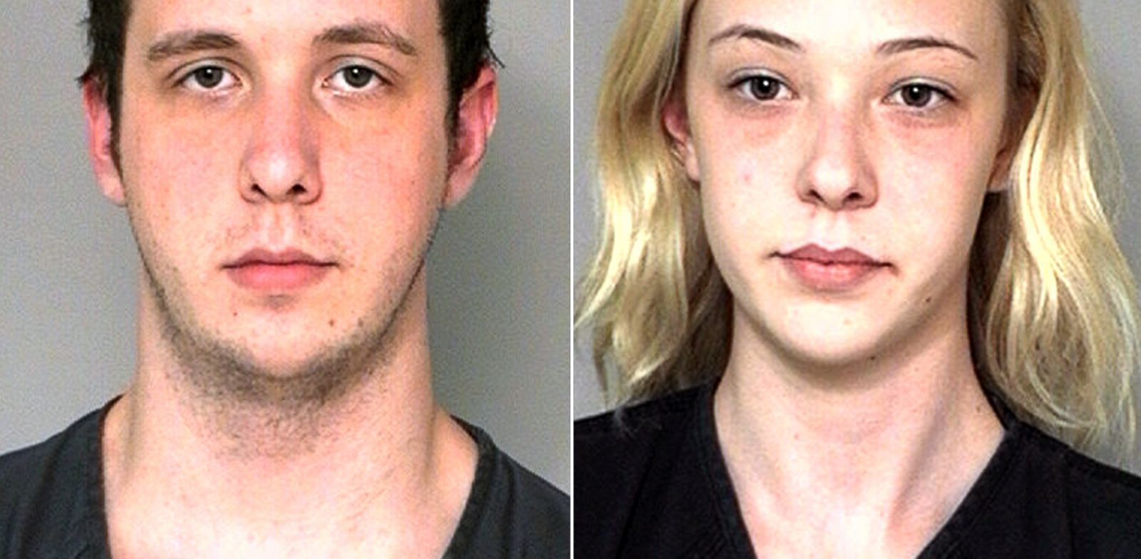 PHOTO: Hayden Catt and Abby Catt were just 20 and 18 years old respectively when they went on their first bank heist with their father in August 2012.