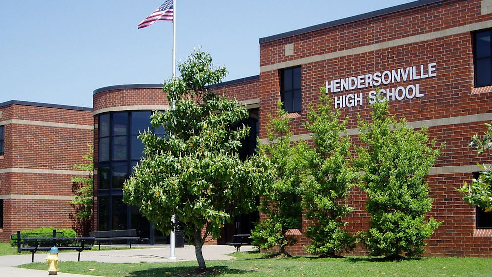 PHOTO:  Hendersonville High School