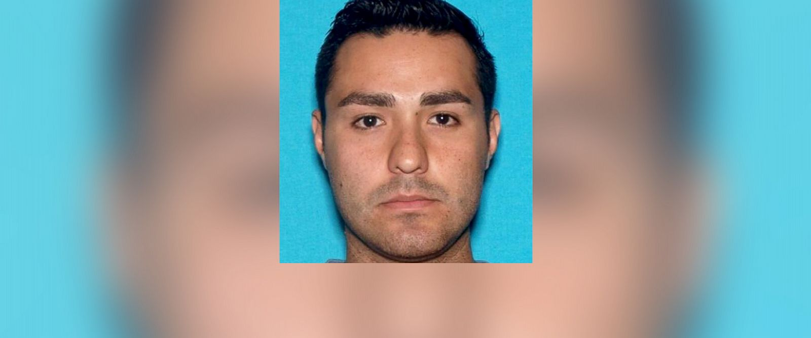 PHOTO: LAPD Officer Henry Solis is wanted as a person of interest in a homicide investigation.