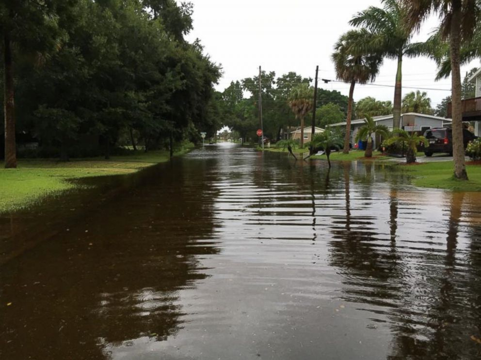 Hermine Makes Landfall as Hurricane, Brings Dangerous ...