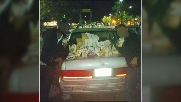 HT instagram stolen food nt 131113 16x9 608 Burglars Busted After Posting Fast Food Photo to Instagram
