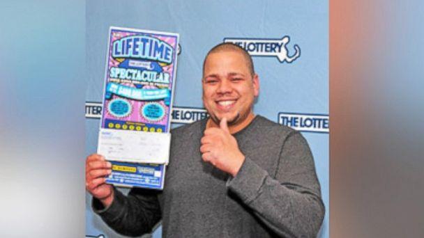 HT jeremy lockett lottery jtm 140112 16x9 608 MA Man Claims $50K Lotto Prize, Discovers Its $50K Per Year