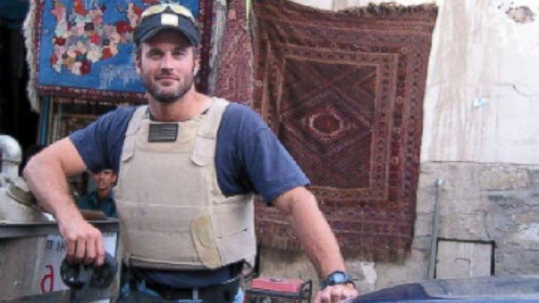 HT joel in kabul jef 140207 16x9 608 Ex Navy SEAL Joel Lambert Avoids Capture on Discovery Channels Lone Target