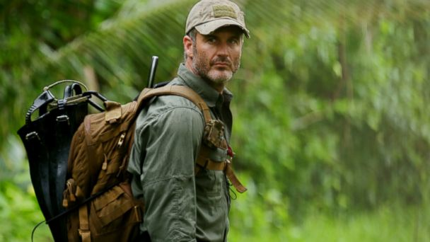 Ex-Navy SEAL Joel Lambert Avoids Capture on Discovery Channel's ...