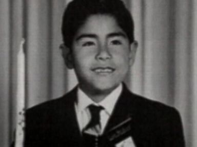 PHOTO: John Quinones, pictured here in this undated childhood photo.
