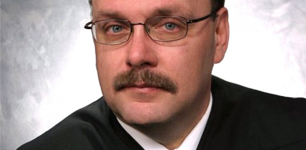 PHOTO: Judge Michael J. Holbrook
