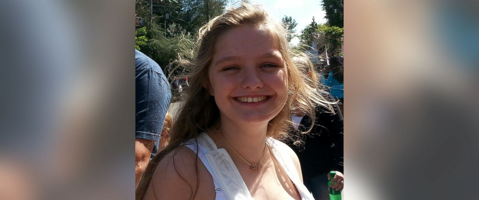 PHOTO: Donna Beegles daughter, 15-year-old Juliette.