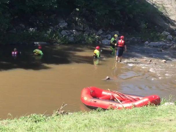 Kansas Boy, 11, Swept Away by Fast-Moving Creek