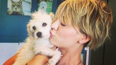 PHOTO: Kaley Cuoco posted this photo on Instagram, June 26, 2014.