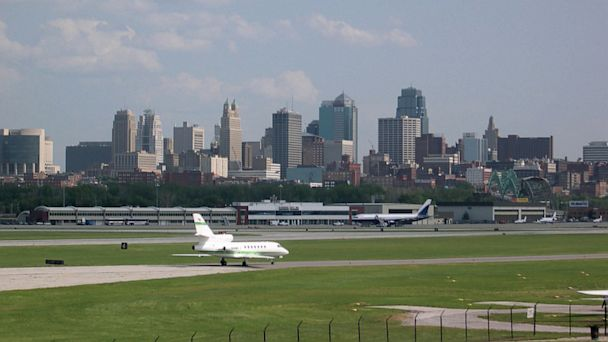 HT kansas city skyline nt 130807 16x9 608 Human Remains Found at Kansas City Airport