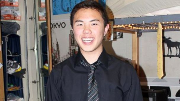 HT keith cheung jef 140605 16x9 608 Last Hospitalized Santa Barbara Rampage Victims Family Hopes He Will Walk in Graduation Ceremony