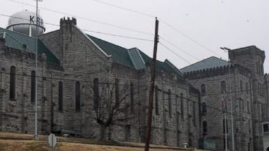 PHOTO: The Kentucky State Penitentiary in Eddyville, Ky.