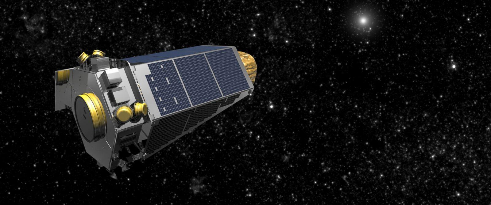 PHOTO:NASA scientists discovered last week that Kepler Spacecraft was in Emergency Mode.
