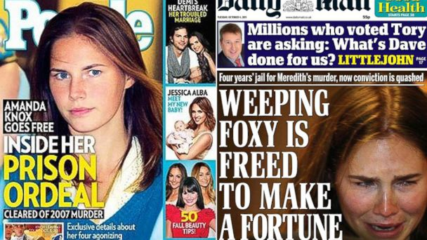 HT knox tabloid split jtm 140131 16x9 608 The U.S. and U.K. Cant Agree on Amanda Knox