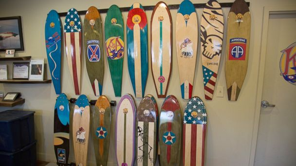 HT kota longboards 1 jef 140806 16x9 608 Former US Navy Pilot Takes Longboards to a New Level