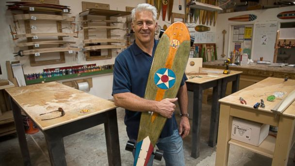 HT kota longboards 4 jef 140806 16x9 608 Former US Navy Pilot Takes Longboards to a New Level