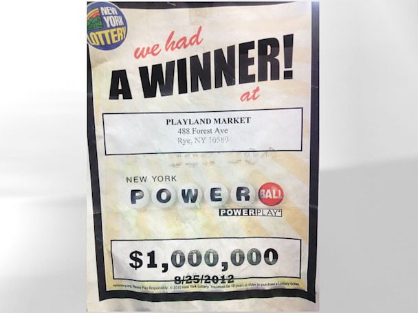 HT lotto ml 130816 4x3 608 Unclaimed $1 Million Lottery Ticket to Expire