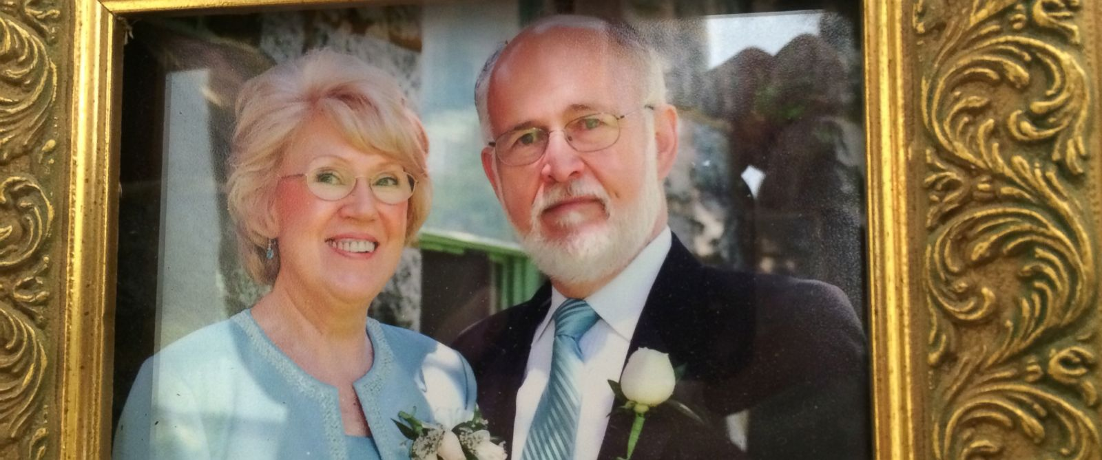 PHOTO: Bill and Kirsten Bresnan have been married for almost 40 years.