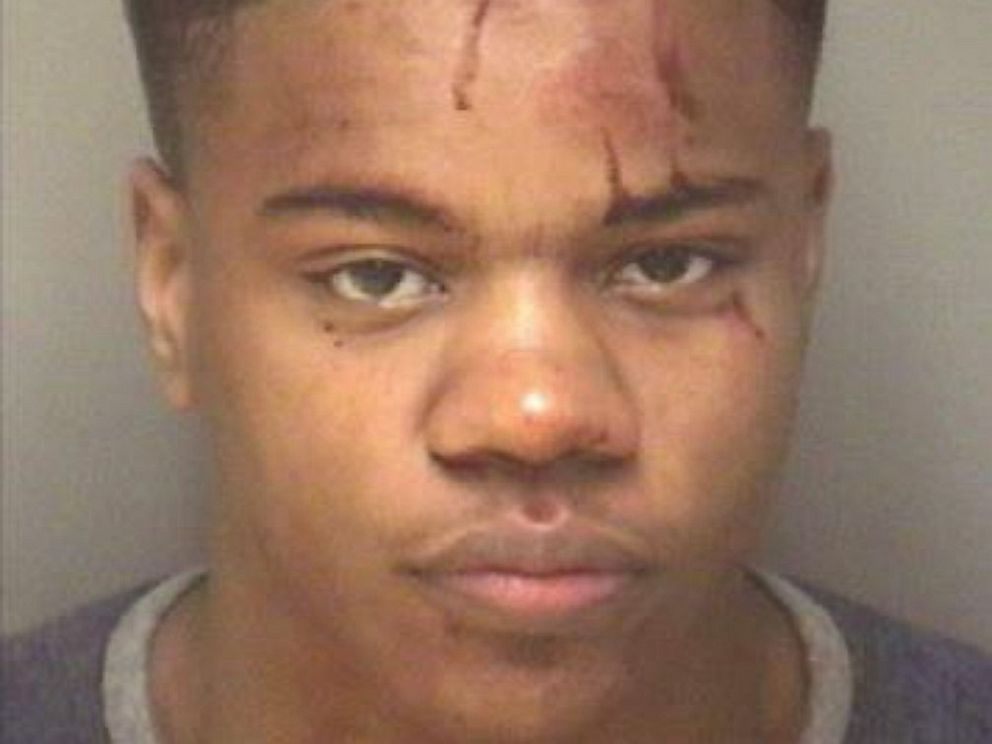 PHOTO: Martese Johnson is seen in this police booking photo.