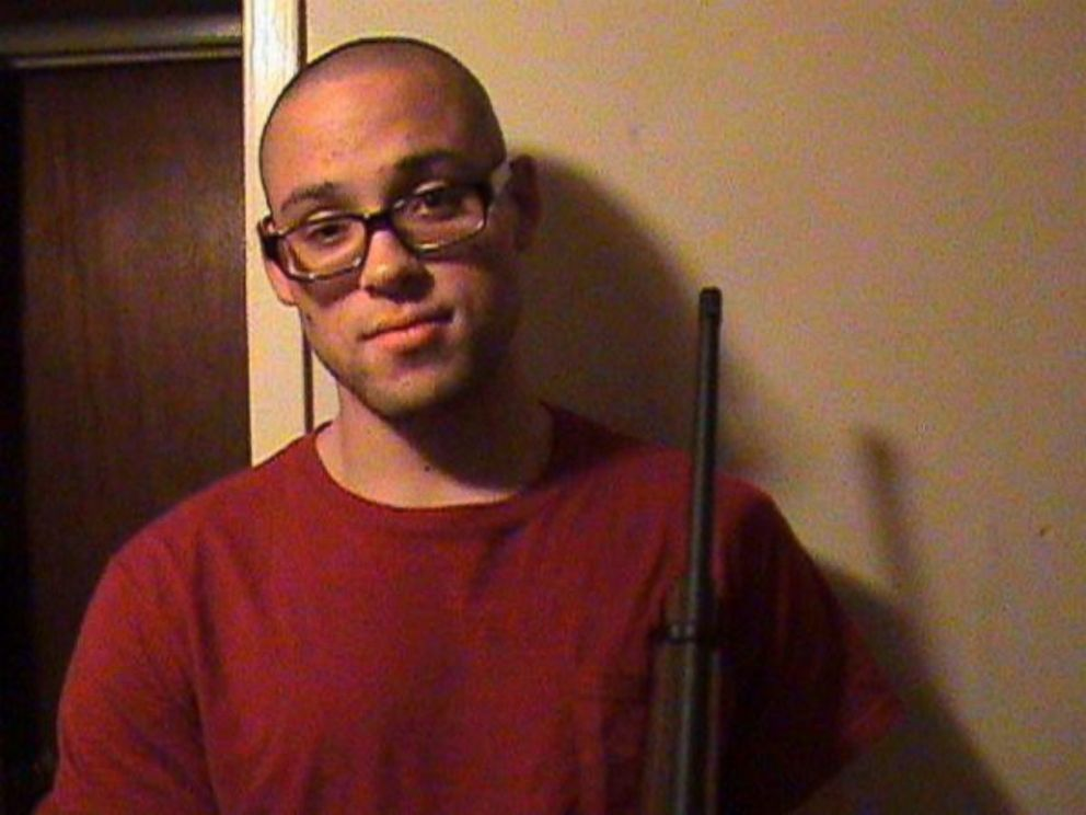 PHOTO: Chris Harper Mercer is seen in this photo posted to his Myspace page.