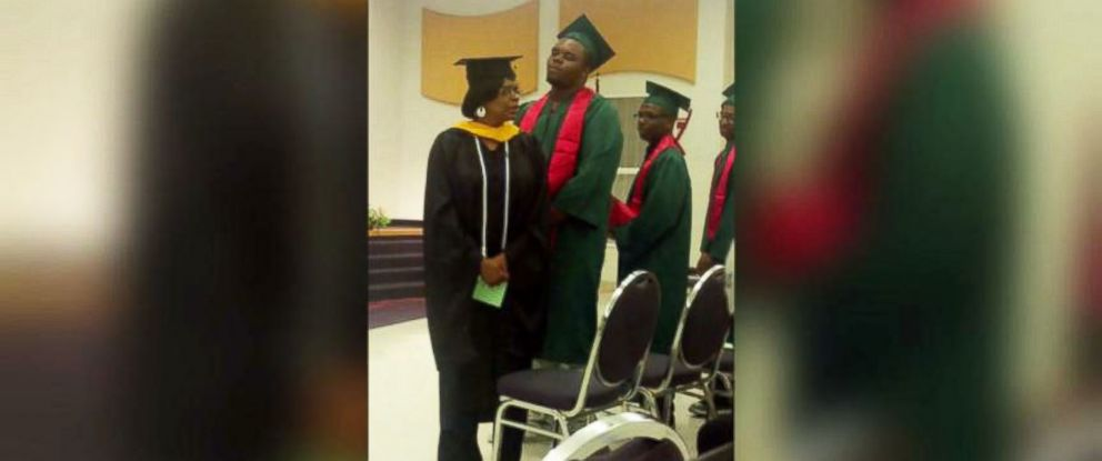 PHOTO: Michael Brown is seen in this undated video grab provided to ABC News.