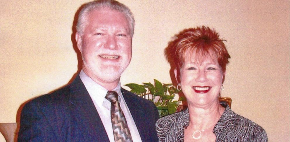 PHOTO: Shirley Seitz and Michael Wohlschlaeger