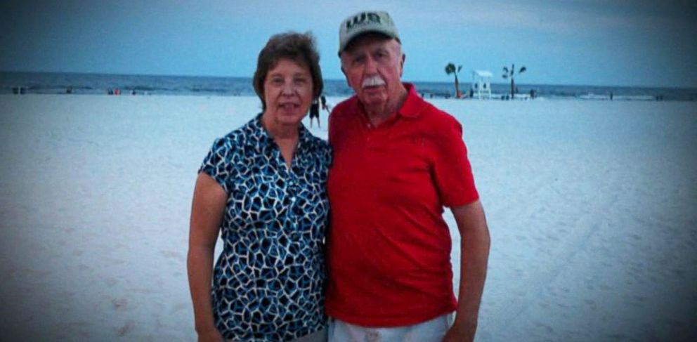 PHOTO: Bud and June Runion vanished while going to meet someone to buy a vintage car they found on Craigslist, authorities said.