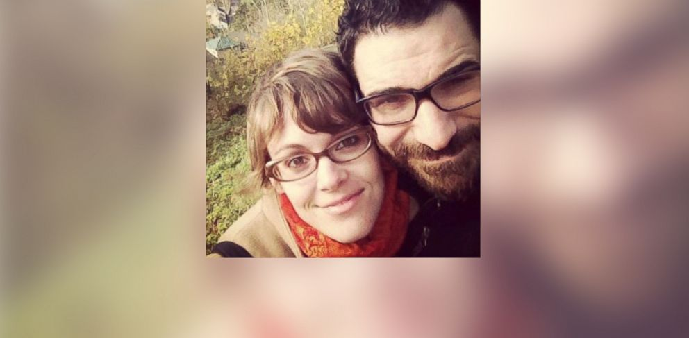 PHOTO: Dr. Craig Spencer and his fiance Morgan Dixon are seen in this undated photo from Morgan Dixon Community Facebook.