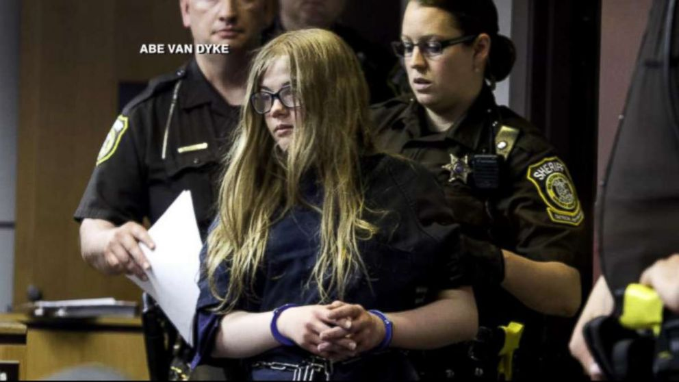 Mothers of teens who pleaded guilty in 'Slender Man' stabbing case say there were no warning signs of violence