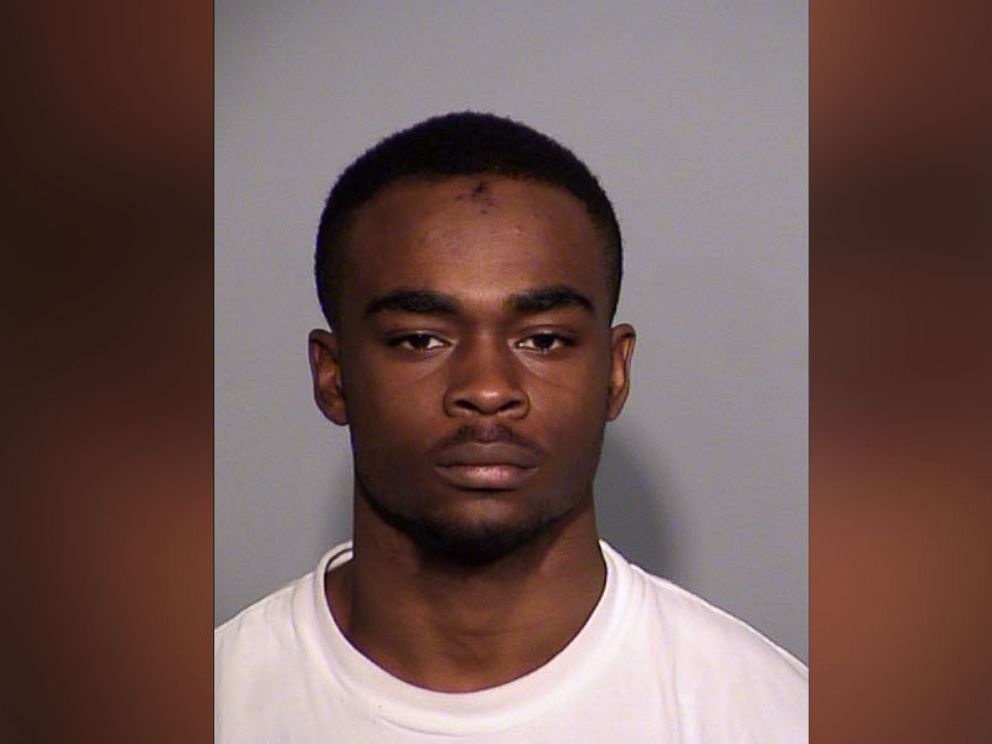 PHOTO: Larry Taylor Jr., 18, was arrested on Nov. 23, 2015 and charged with the murder of Amanda Blackburn, who died in her Indianapolis home on Nov. 10, 2015.