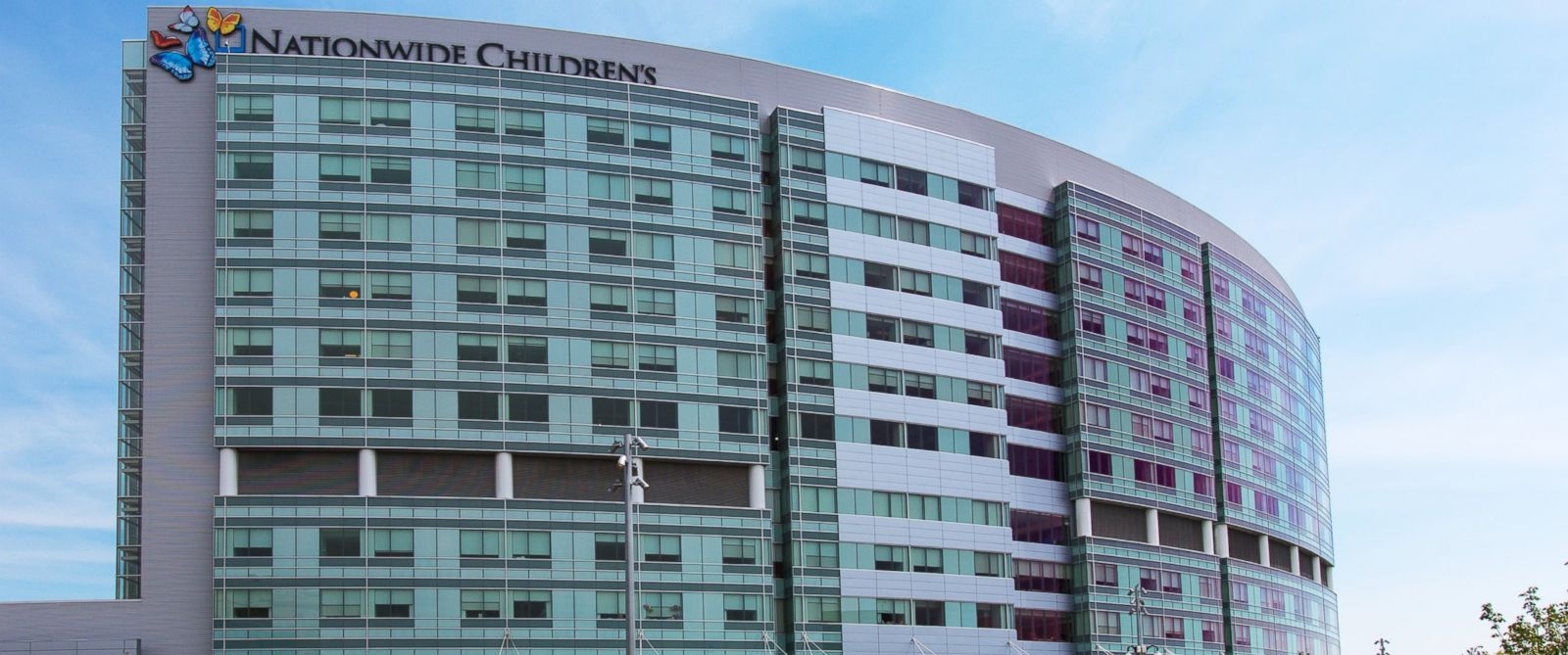 PHOTO: An exterior view of Nationwide Childrens Hospital in Columbus, Ohio.