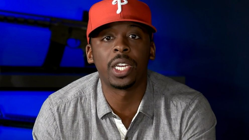 PHOTO: Colion Noir in the debut episode of his new NRA web series, 'Noir.'