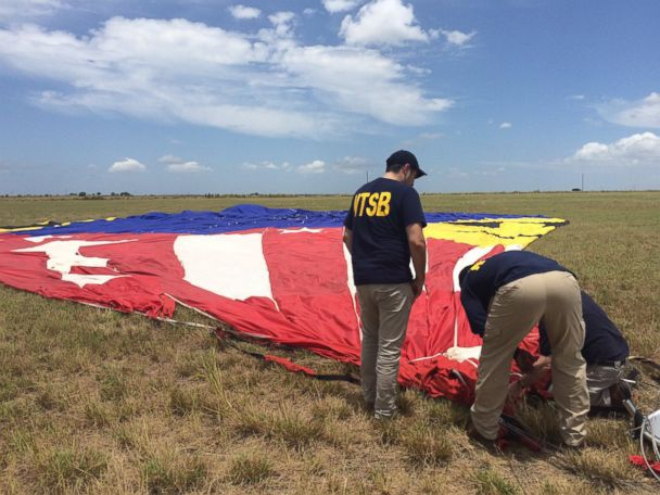 7 Drugs Found in System of Hot Air Balloon Pilot in Deadliest US Crash: NTSB