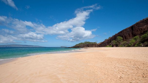 PHOTO: Little Beach, Maui.