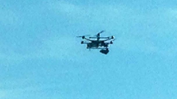 HT peeping drone mar 140624 16x9 608 Seattle Police Investigate Possible Peeping Drone Outside Womans Apartment