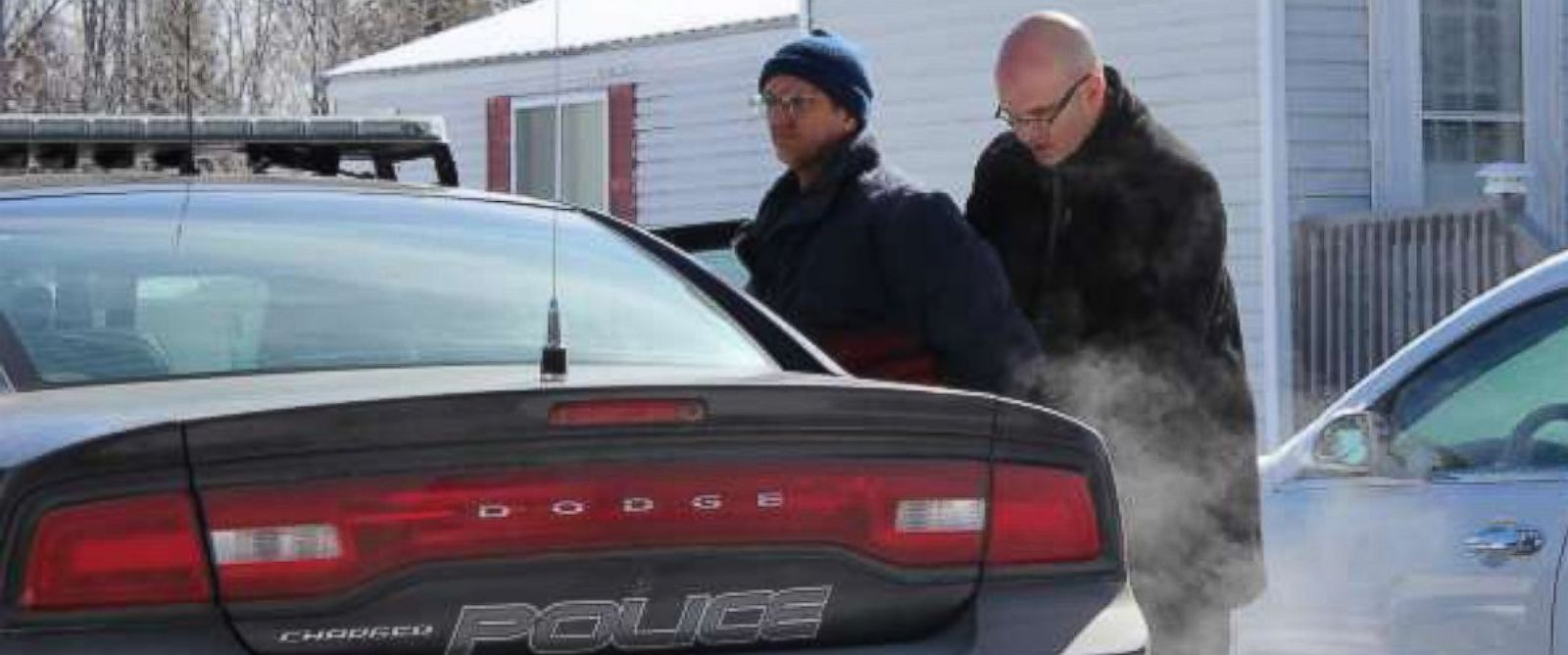 PHOTO: Maine State Police arrested Philip Scott Fournier, 55, on March 4, 2016, and charged him in connection with the beating death of 16-year-old Joyce McLain in the summer of 1980.
