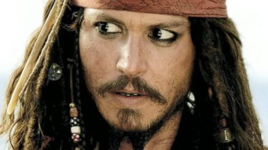 PHOTO: Johnny Depp in Pirates Of The Caribbean: Dead Mans Chest.