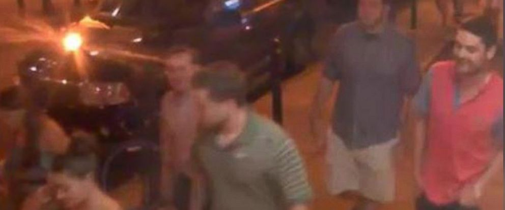 PHOTO: Surveillance video shows suspects Philadelphia police sought in connection to a violent hate crime.