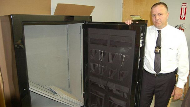 HT pot in gun safe ml 130816 16x9 608 Ohio Man Orders Empty Gun Safe, Finds 300 Pounds of Pot Inside