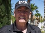 PHOTO: Actor R. Lee Ermey in his ranch outside of Los Angeles.