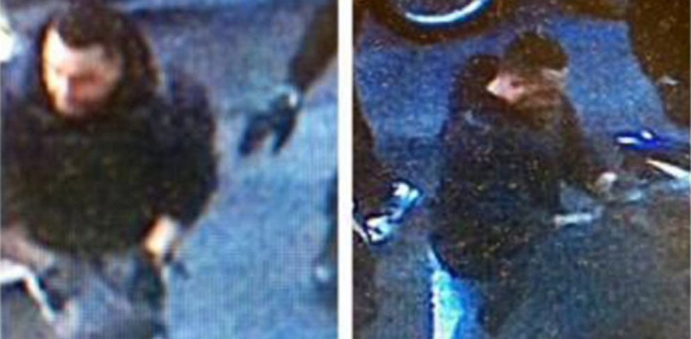 PHOTO: NYPD released photos of a person of interest involved in the alleged SUV driver attack.