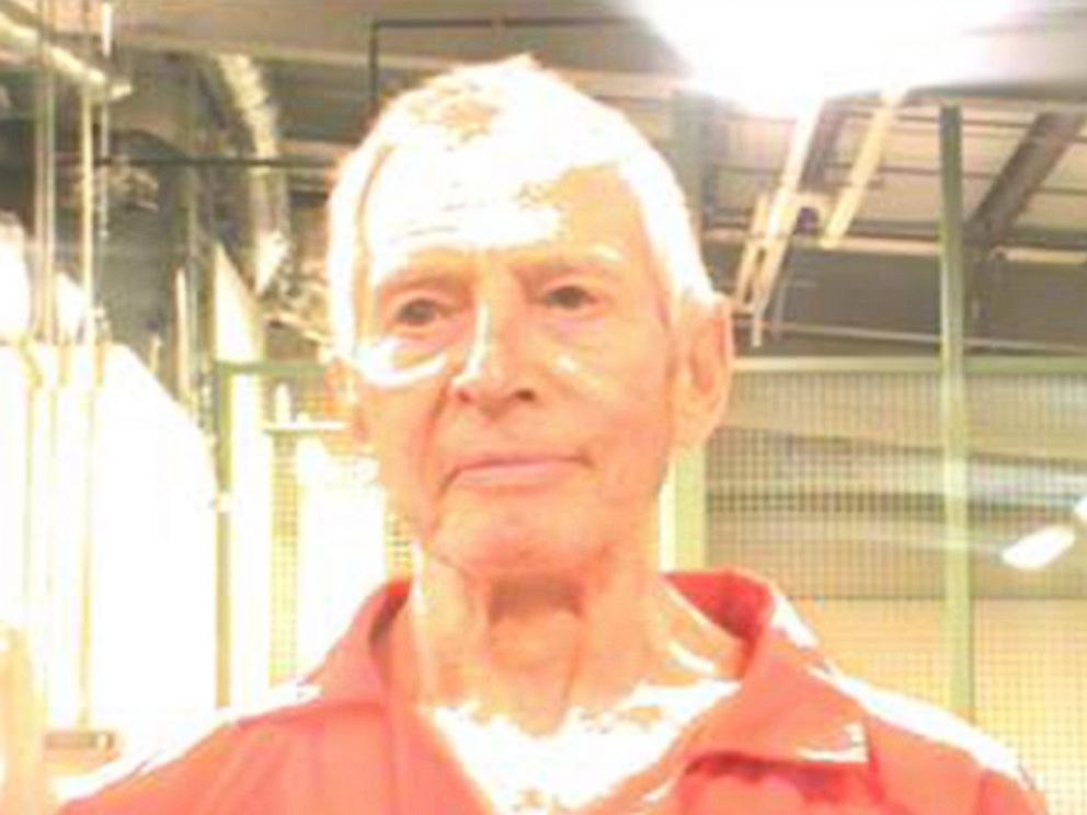 PHOTO: Robert Durst was arrested in New Orleans, Saturday night, March 14, 2015.