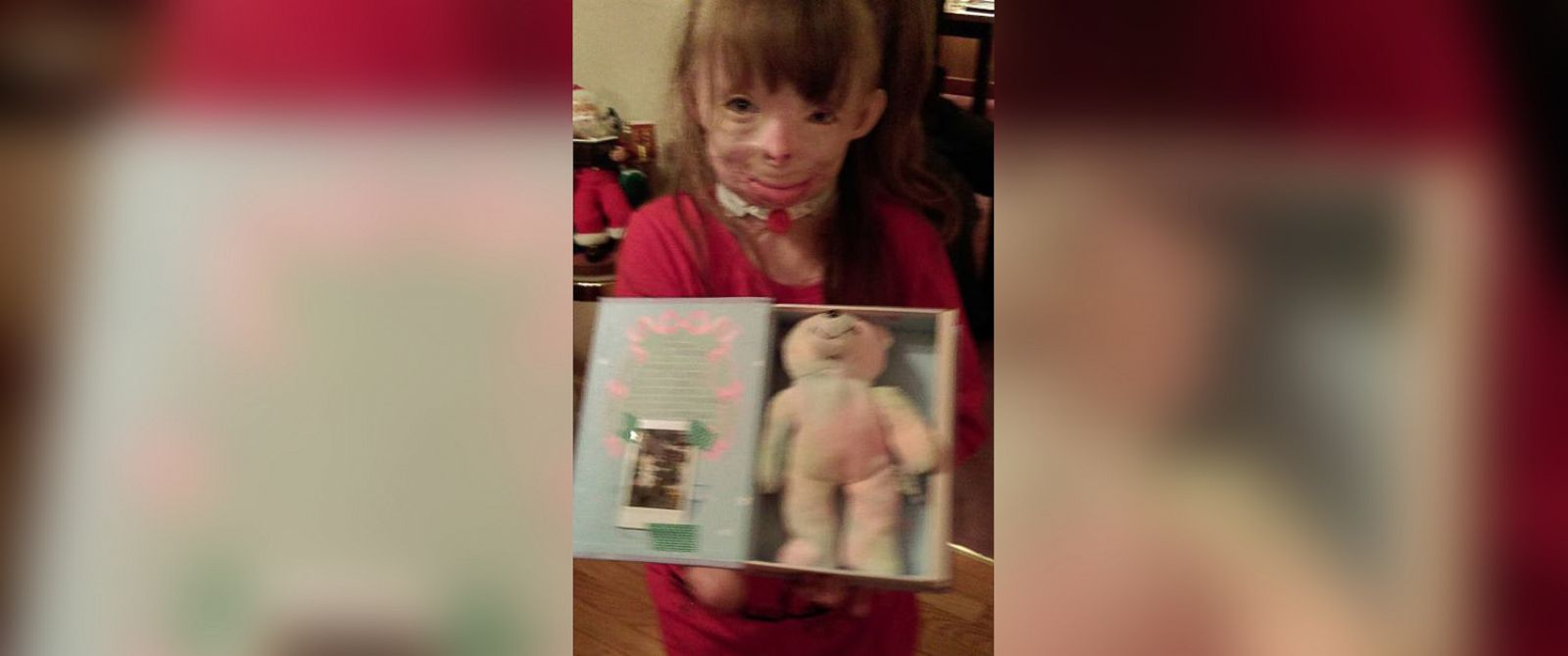 """PHOTO: After a boy in Hong Kong sent Safyre Terry his """"favorite teddy bear,"""" the 8-year-old decided to send it back with a """"friend"""" so he wouldnt be """"lonely."""""""
