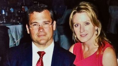 PHOTO: Savvas and Amy Savopoulos are shown in this photo posted to Amy Savapoulos Facebook.