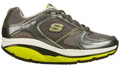 PHOTO: Skechers Womens S2 Lite Shape Ups Lace-Up Fashion Sneaker