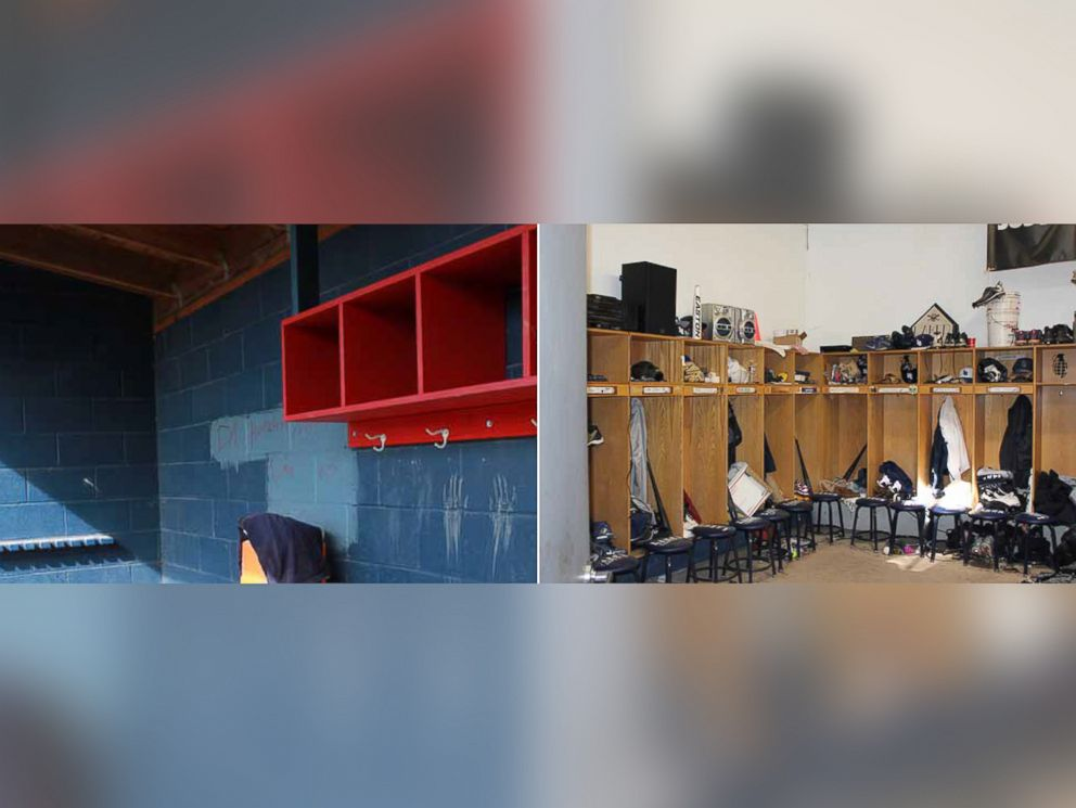 PHOTO: The Lake Oswego High School baseball team has an exclusive locker room on campus.