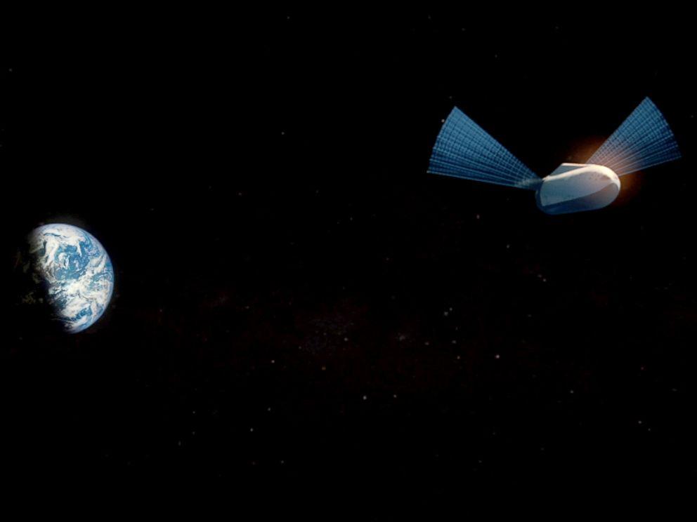 manned interplanetary spacecraft - photo #37